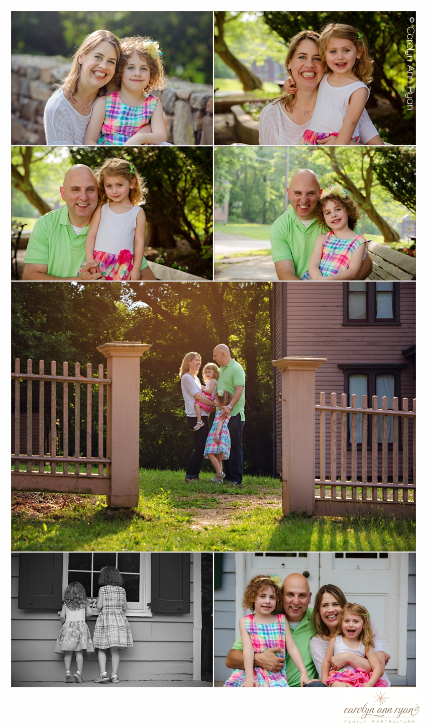 Sweet South Charlotte Family Photographer Carolyn Ann Ryan