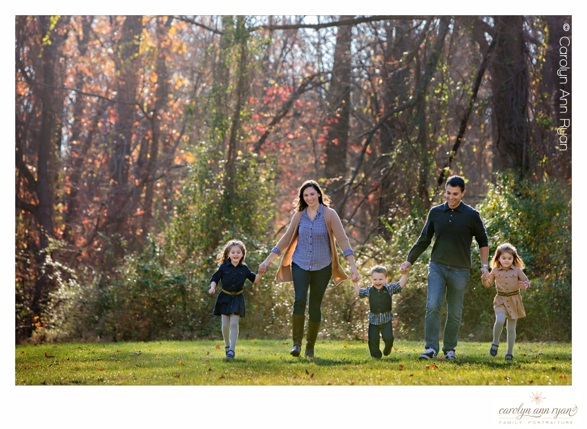 Authentic Family Photographs by Charlotte NC Photographer
