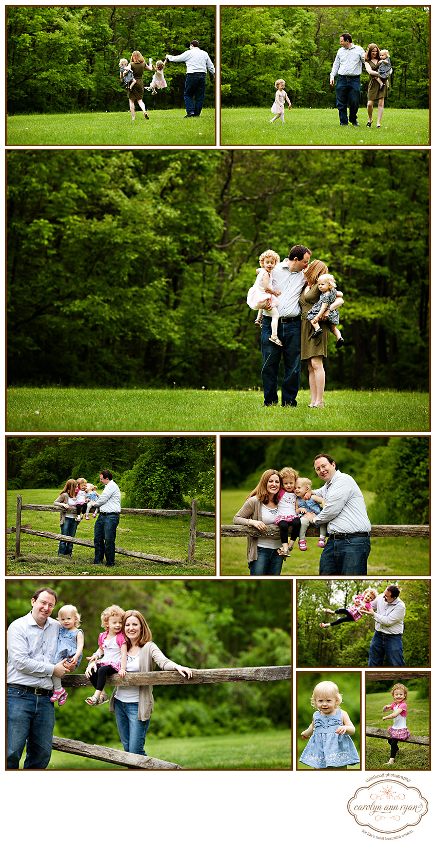 Precious Marvin, NC Child and Family Photography by Carolyn Ann Ryan
