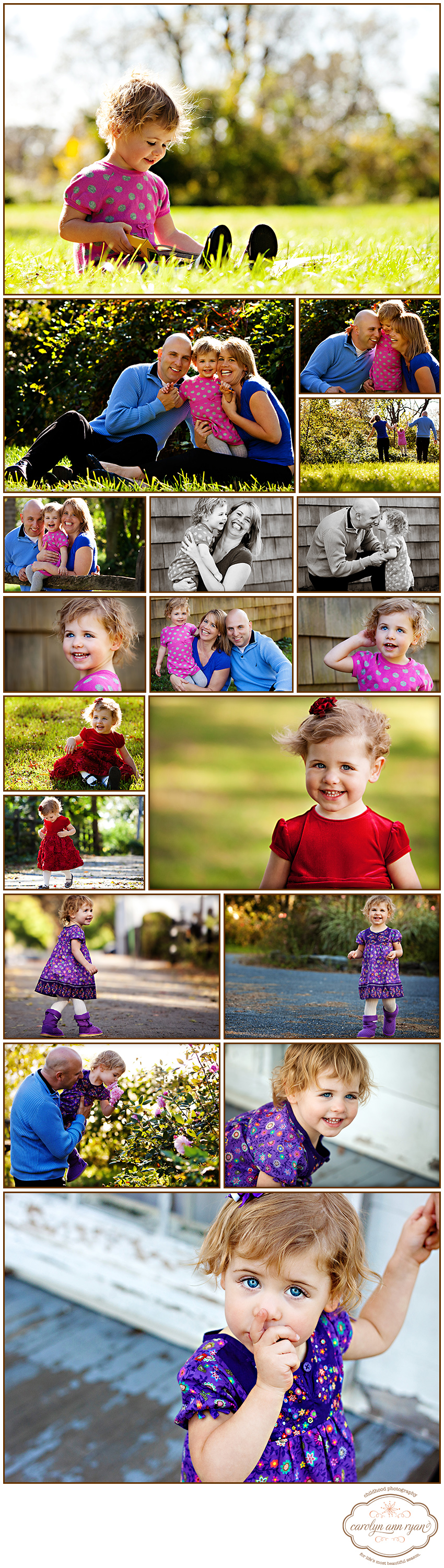 Marvin, North Carolina Family Photographer