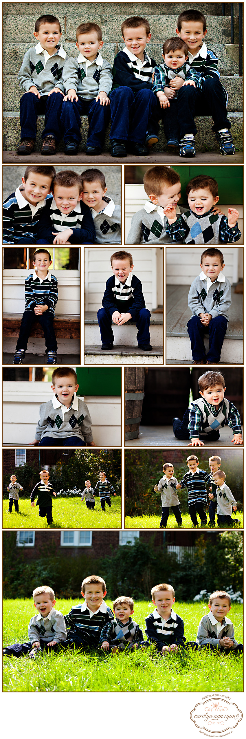Weddington, NC Children's Portrait Photographer