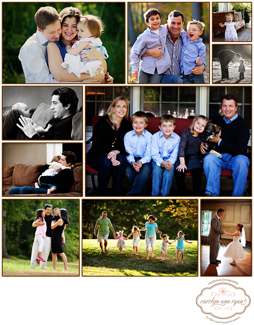Charlotte, NC Family Photographer | Happy Father's Day!