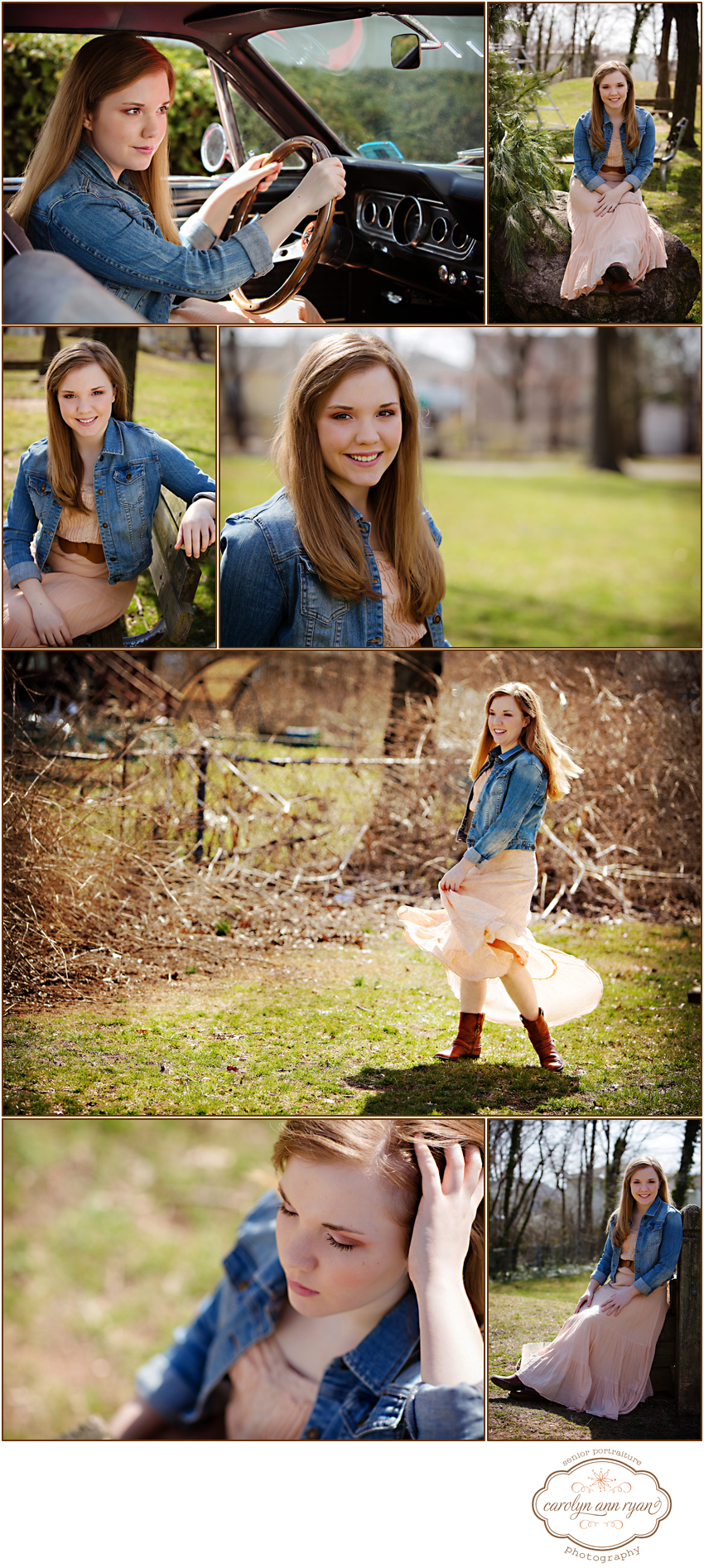 Senior Portraits. Class of 2014. Waxhaw, NC