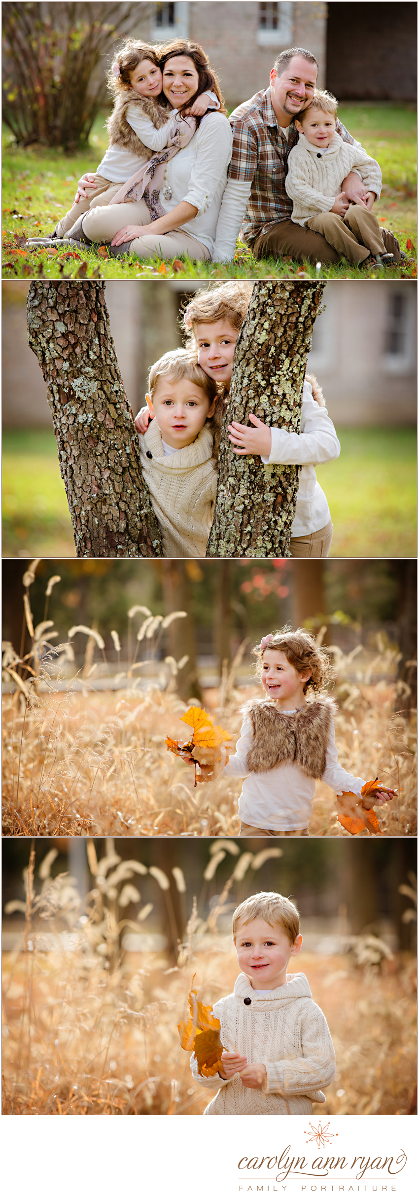 Warmhearted Charlotte, NC Family Photography