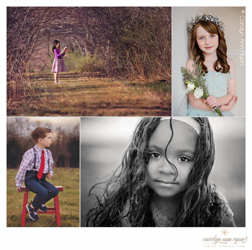 Charlotte NC Child Photographer fairy tale 2