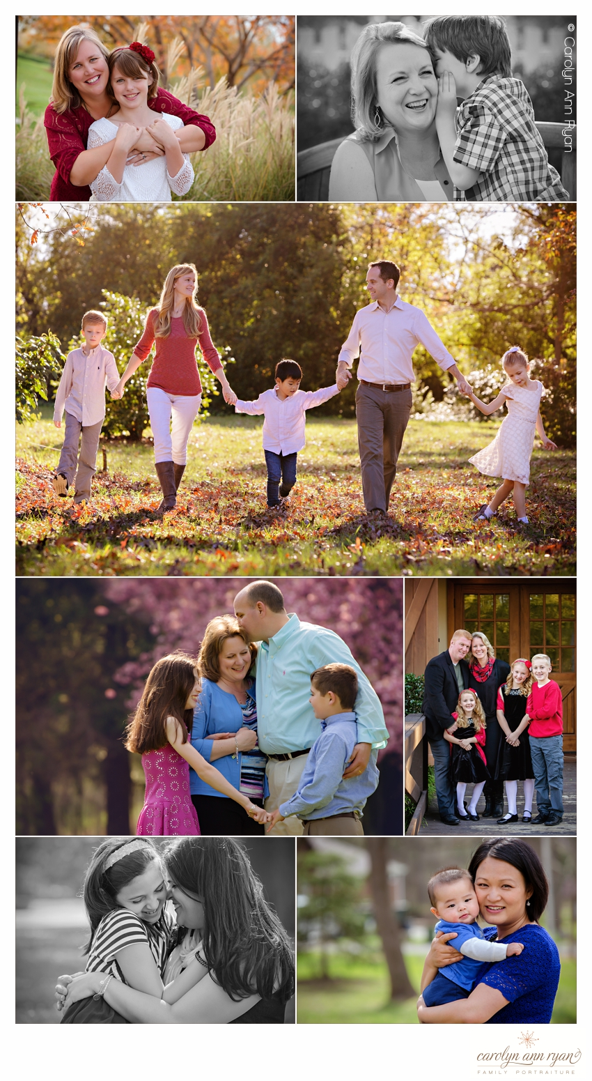 Charlotte North Carolina Family Photographer Carolyn Ann Ryan