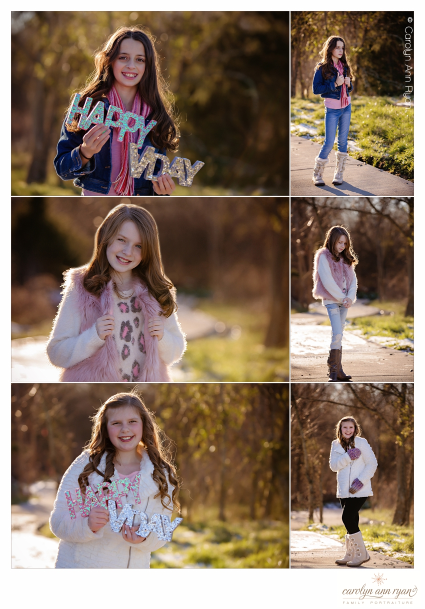 Charlotte, NC Tween Portraits by Carolyn Ann Ryan Photography