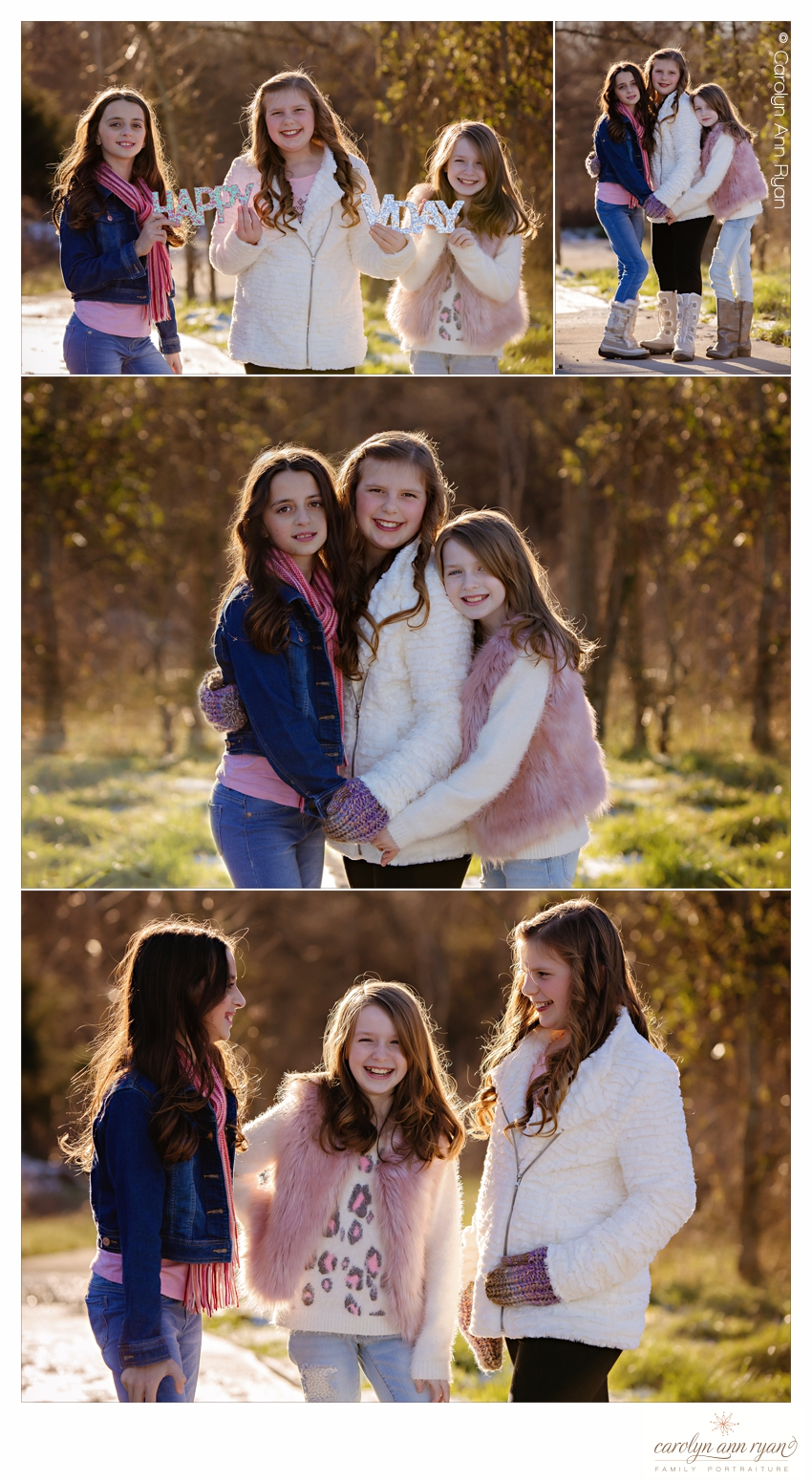 Charlotte, NC Tween Portraits by Family Photographer Carolyn Ann Ryan
