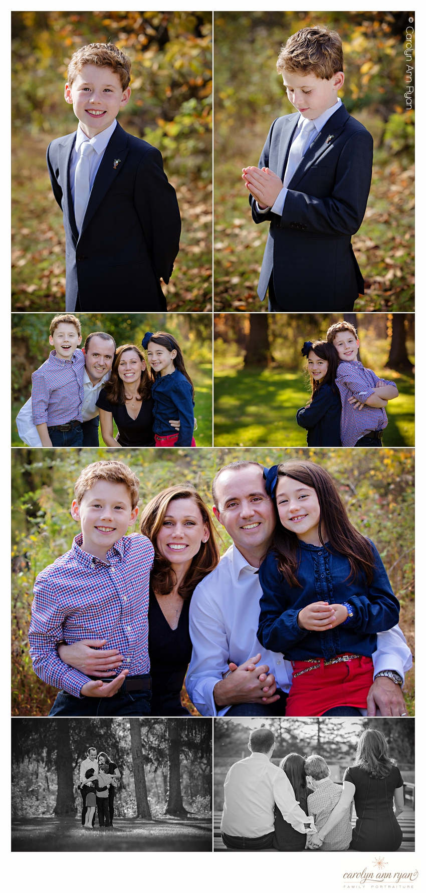 Communion and Family Portraits Charlotte North Carolina