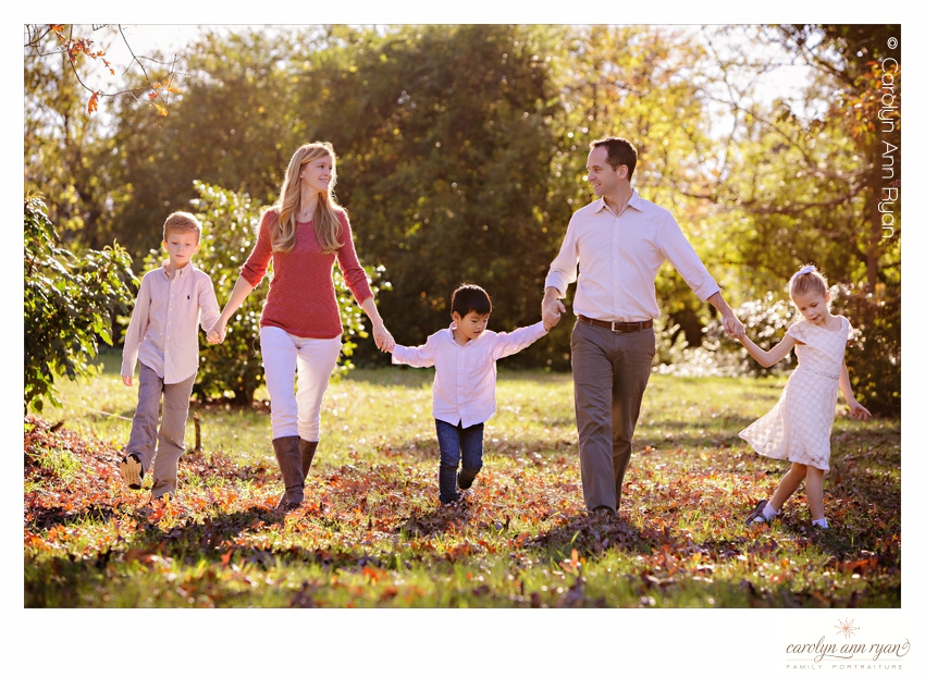 Dreamy Charlotte NC Family Photographs