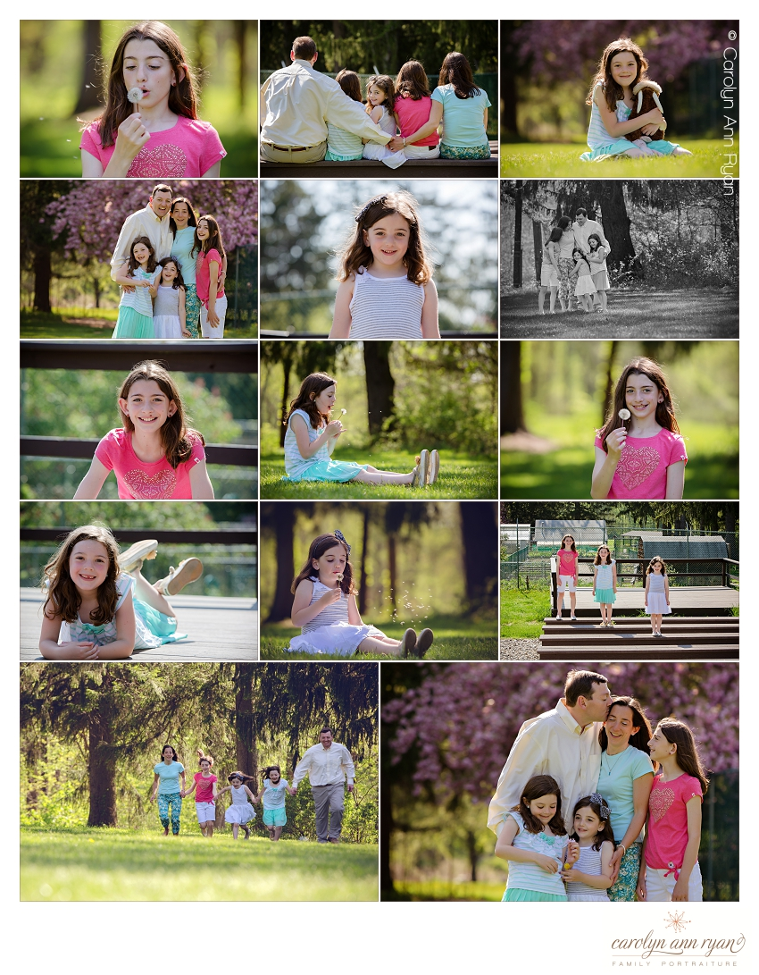 Dreamy Marvin NC Family Photography in Spring