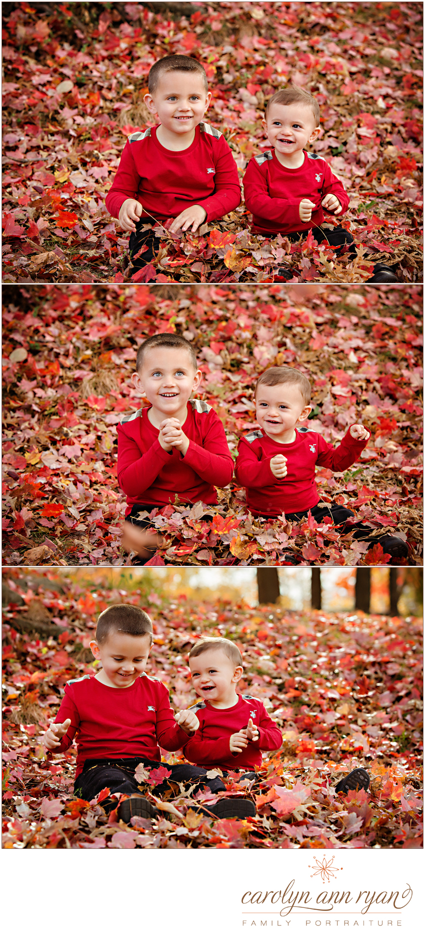 Delightful Waxhaw Family Portraits by Charlotte Photographer Carolyn Ann Ryan