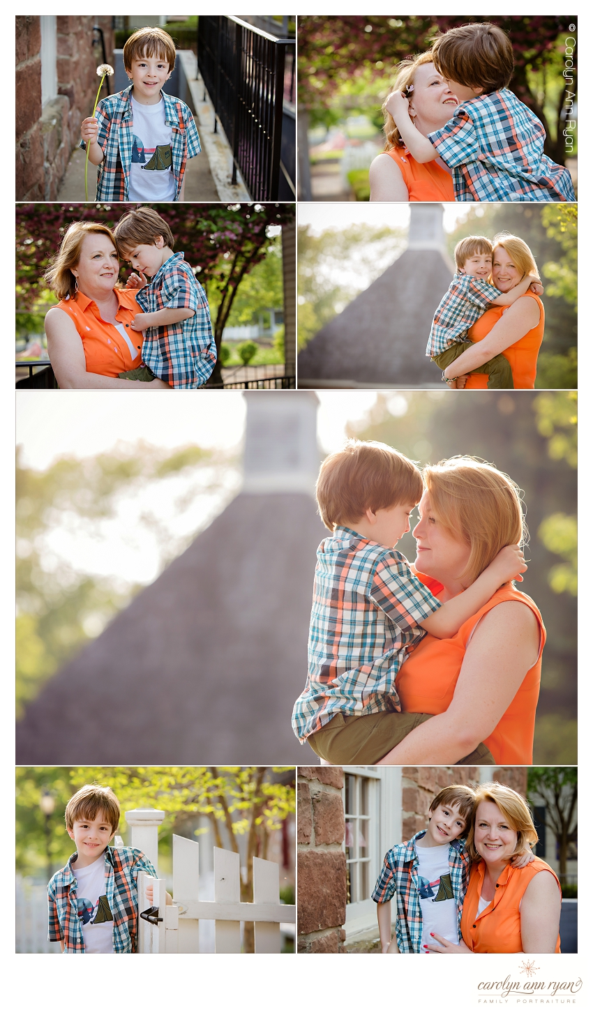 Family Photographer in Marvin North Carolina