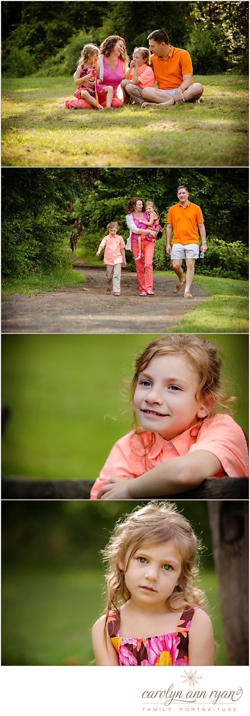 Sunny Marvin, NC Family Portraits