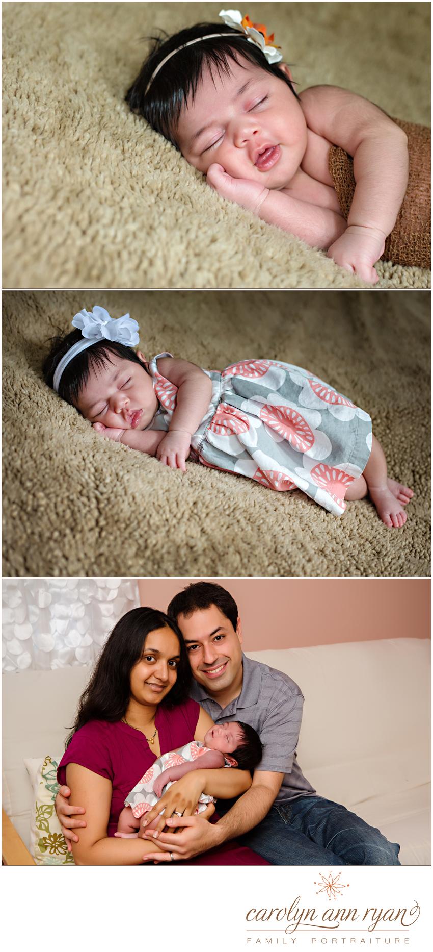 Newborn Photography, Charlotte, NC