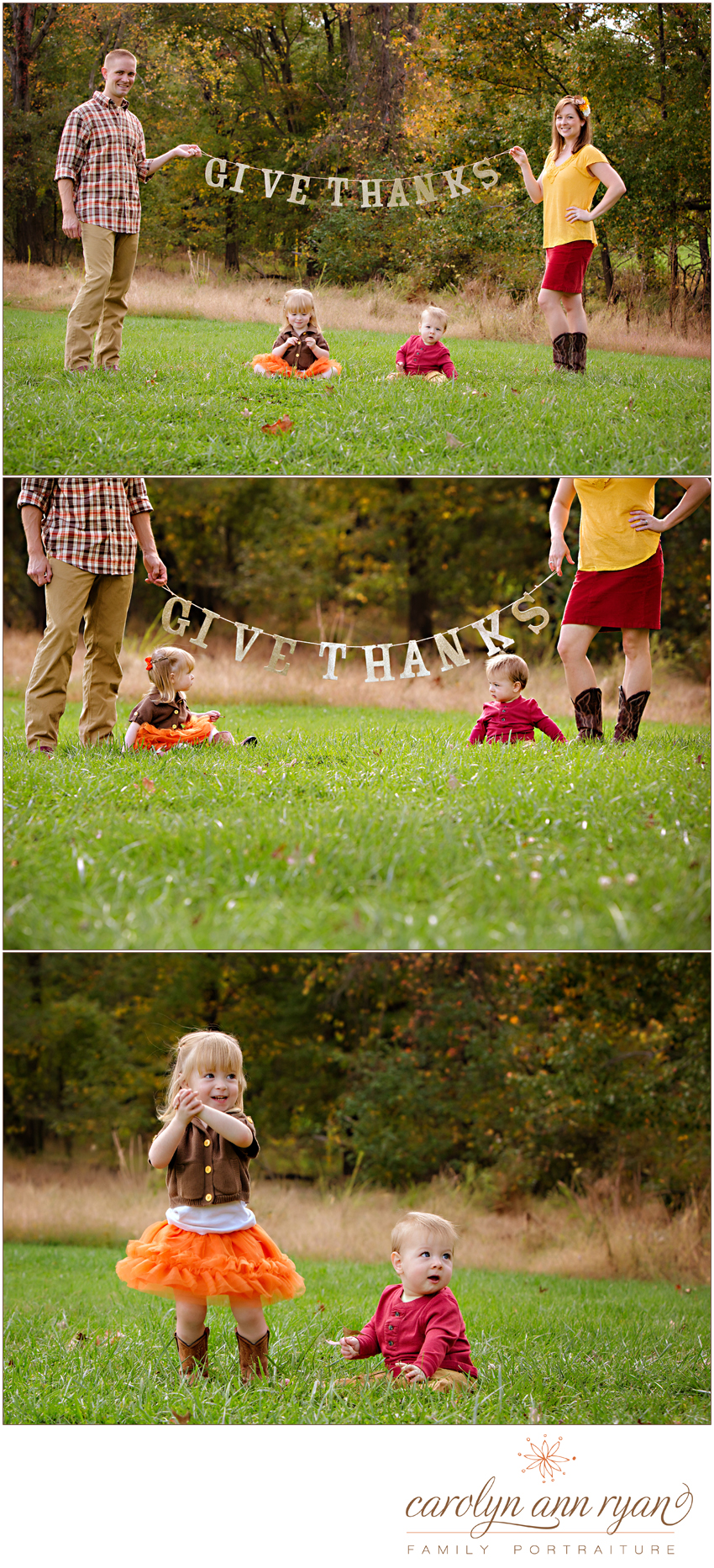 Waxhaw NC Child and Family Photographer Carolyn Ann Ryan