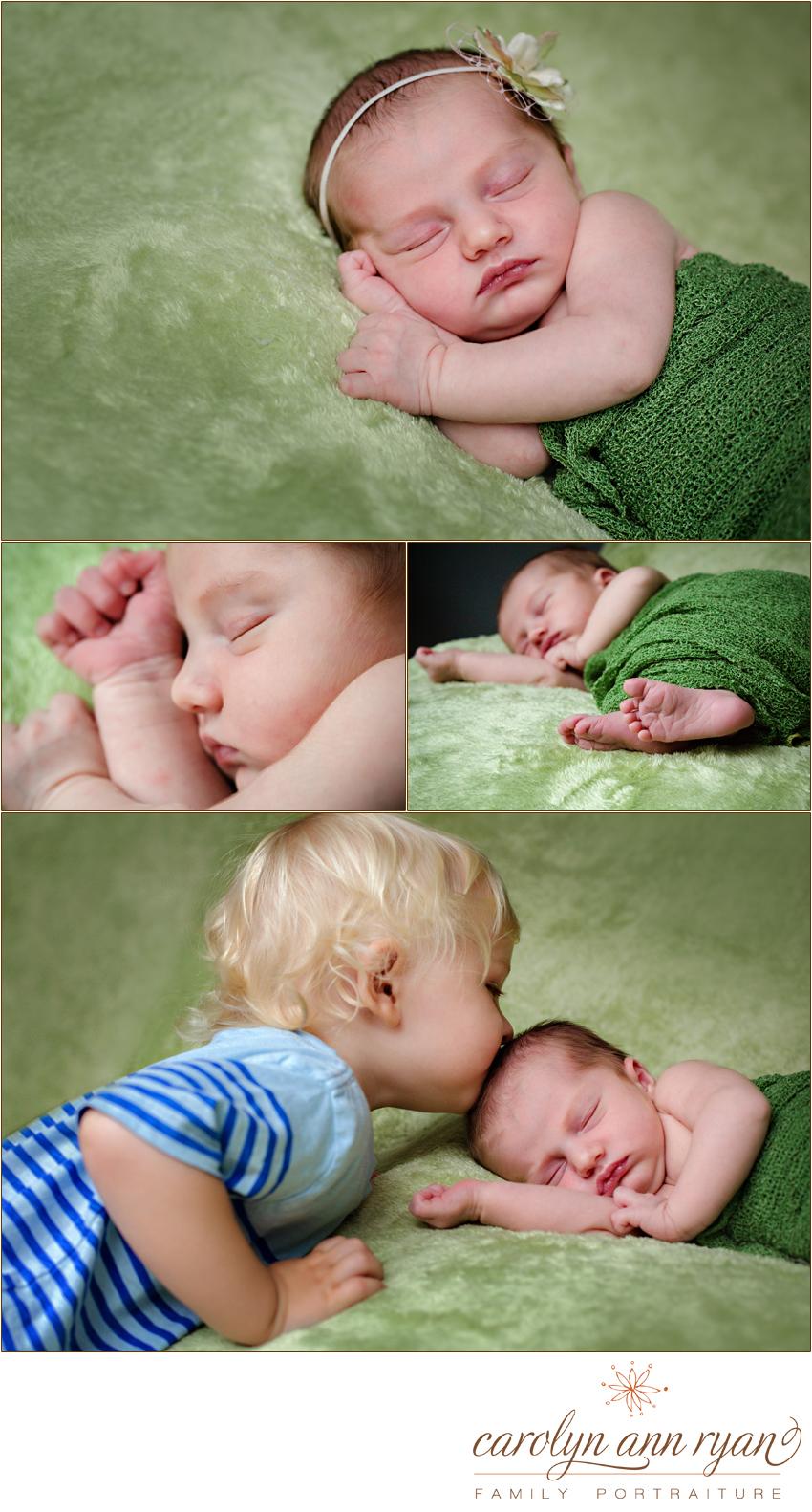 Newborn Portrait Photography in Charlotte NC