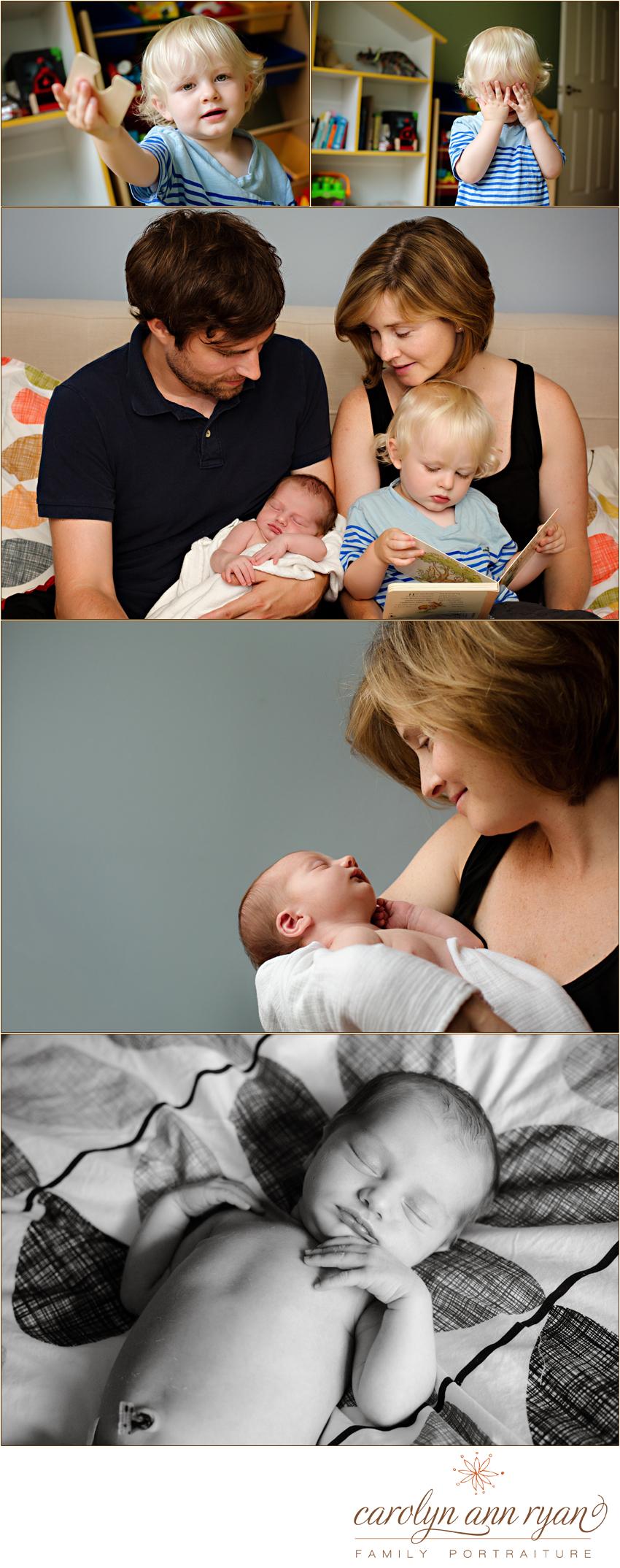 Charlotte, North Carolina Newborn Photography
