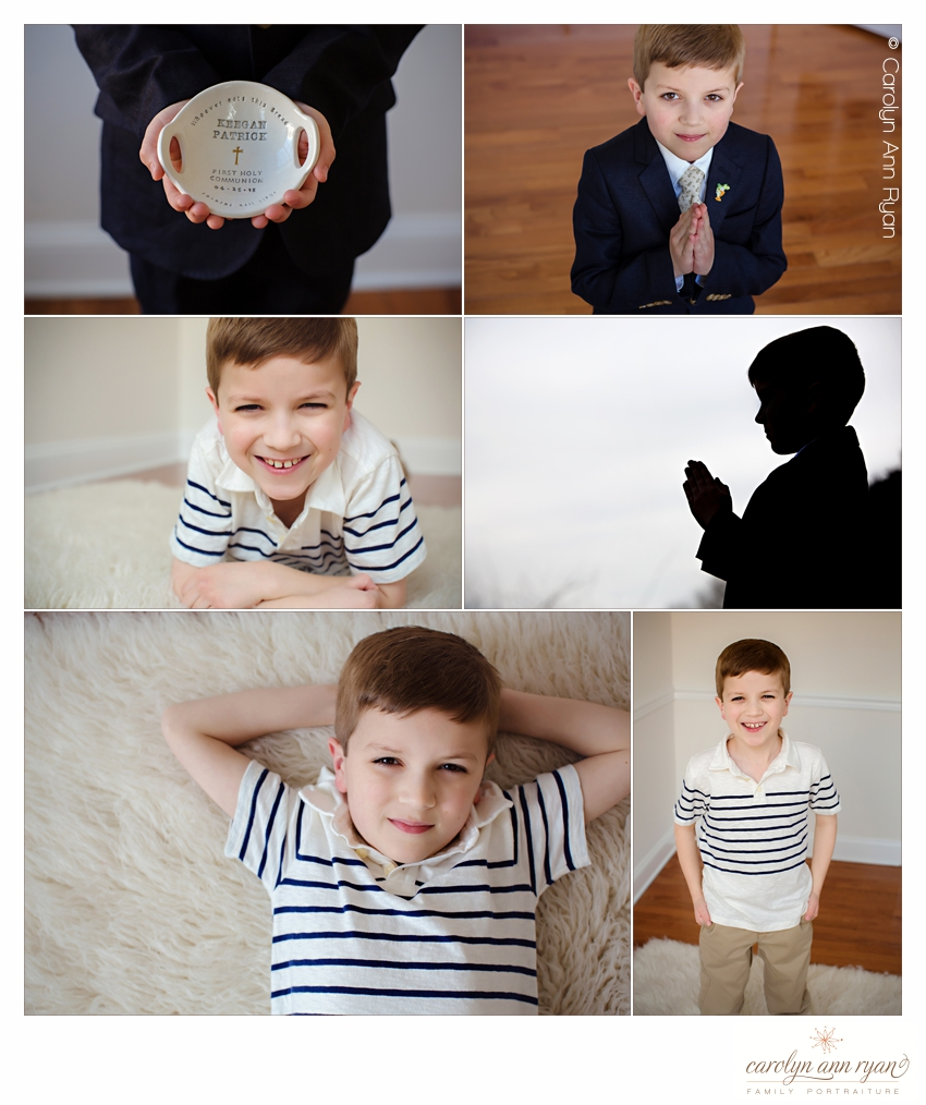 North Carolina Communion Portraits