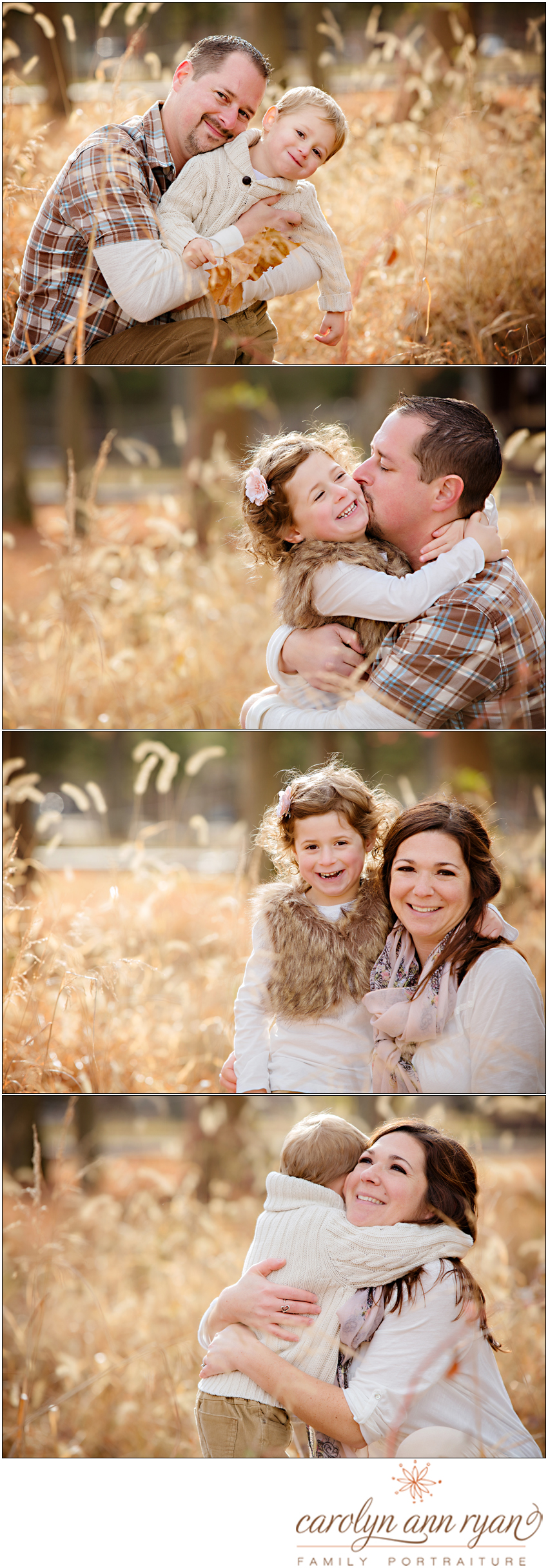 Photographs by Marvin NC Family Photographer Carolyn Ann Ryan