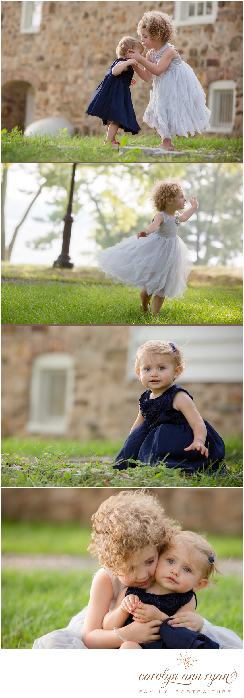 North Carolina Child Portrait Session by Carolyn Ann Ryan