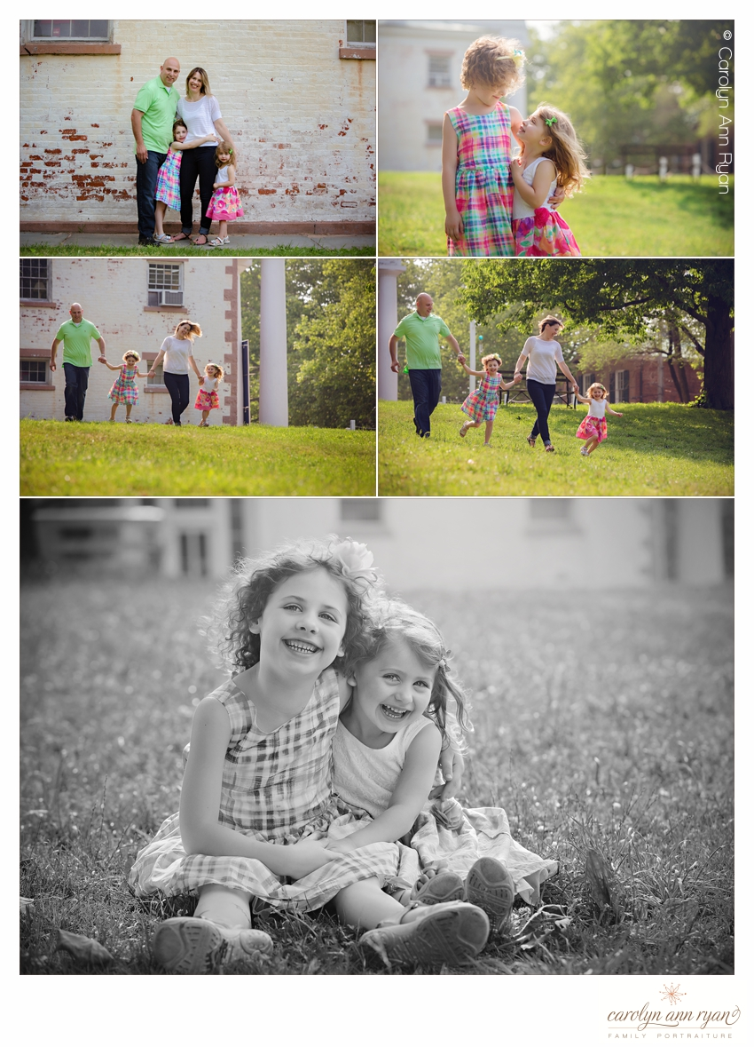 Sweet South Charlotte Family Photography