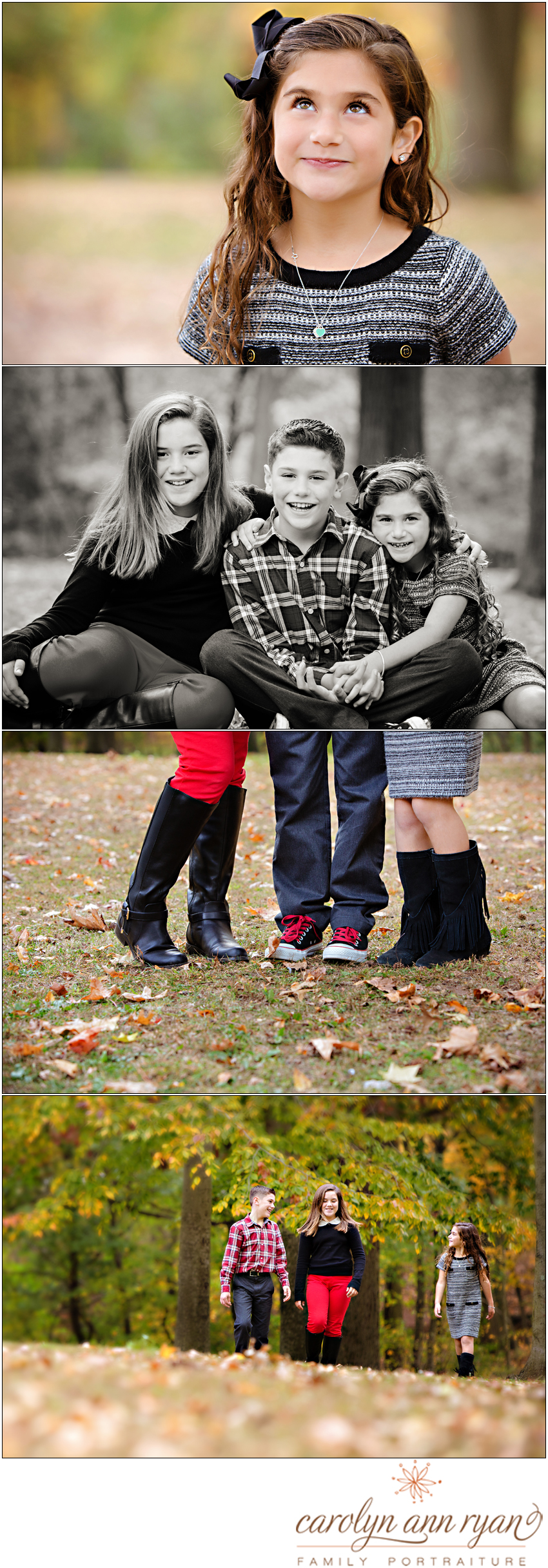 Child and Family portraits by Carolyn Ann Ryan Photograhy in Charlotte, North Carolina